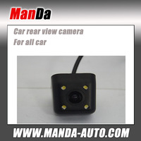 Wholesales COMS night vision car rear view camera for all car back up view side view rear 4 LED