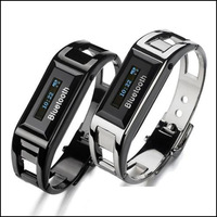 Bluetooth Bracelet Vibrating Alert Watch OLED Caller ID Anti-loss Incoming call KA-2SW213B