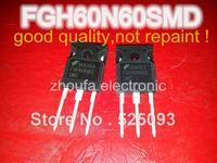 Free shipping  FGH60N60SMD FGH60N60  TO-247