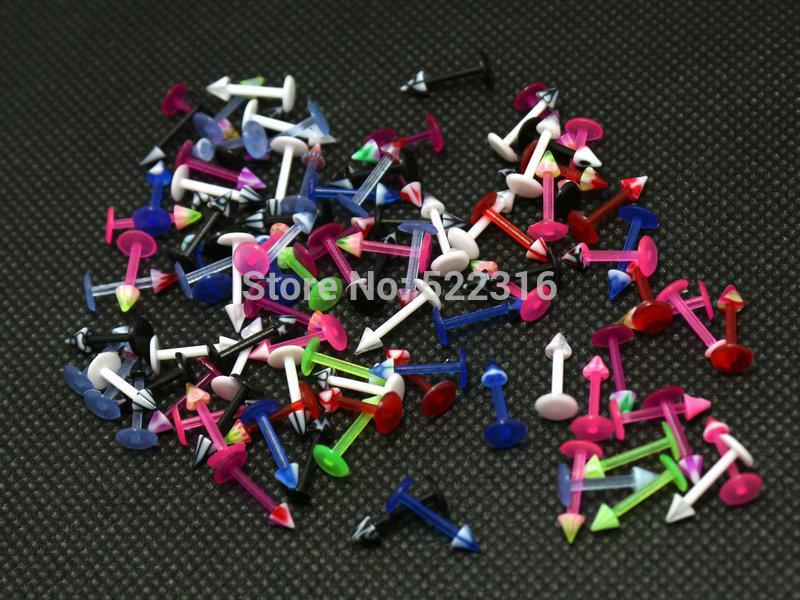 Popular Bioplast Lip Rings-Buy Cheap Bioplast Lip Rings lots from ...