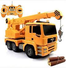 1:20  Remote Control Rc construction truck  ,Rc Crane(China (Mainland))