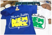 2014 new arrival summer Children 100% cotton top baby girl boy new york t shirt kid shortsleeve lovely clothing 5pcs/lot