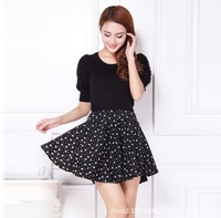 Butterfly Short skirt cotton wool short skirt Big yards of cultivate one's morality Free shipping