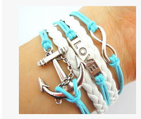 hot sale women and man Bracelet. 3 pcs sold together