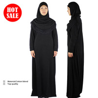 Top quality Islamic Arabic embroidery women's robe,fashion muslim abaya,Conjoined hijab Robe,yimidou513+Wholesale(20pcs/lot)