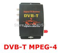TV BOX DVB-T MPEG-4 Mobile Digital tv Tuner Receiver  channel Car PAL/NTSC radio MPEG-2 M-629
