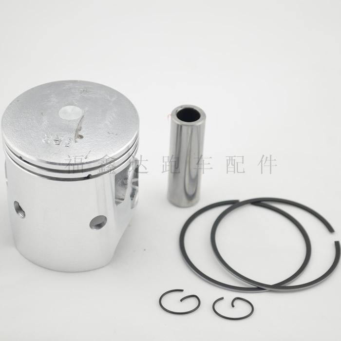 High performance 60mm bore Chromium aluminium motorcycle piston kit for TZR150(China (Mainland))