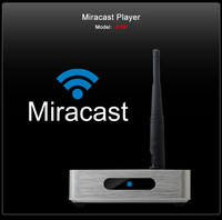Newst Measy A1W 2.4G/5GHz Wireless Miracast Dongle Player Support WiDi and DLNA Dual Technology 1080P HD Media Player