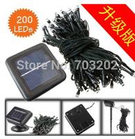200led Solar string light single and multi-color