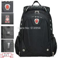 new 2014 SwissLander laptop bag,1499, notebook backpacks,15.6 inch laptop bags, fashion backpack,double shoulder bag,water proof