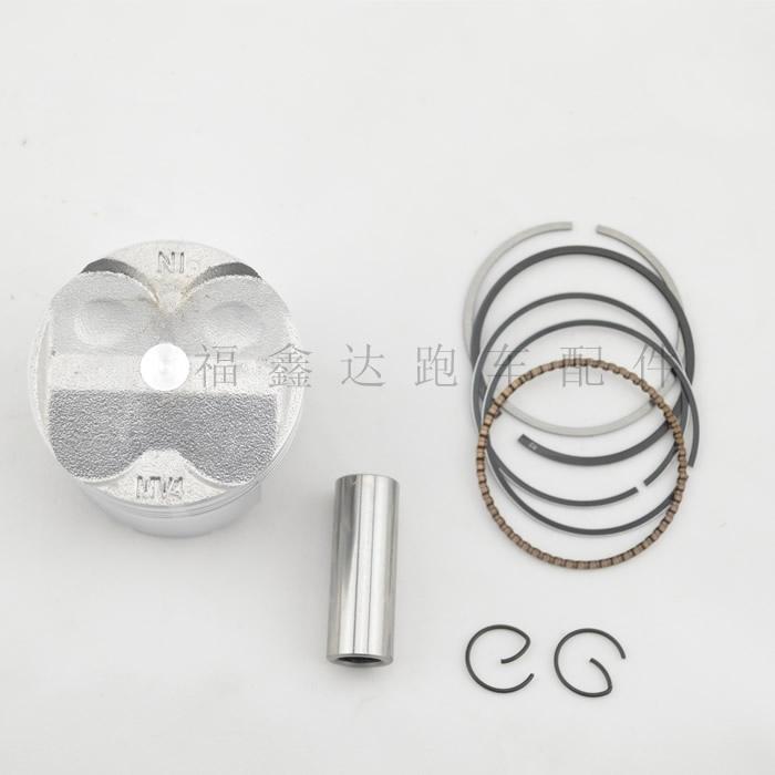 Motorcycle Hign-Chromium-faced aluminium cylinder piston set kit for honda CBR400 MC23/29 cb400 92-98 STD 55mm(China (Mainland))