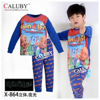 Girls Minnie Mouse Pajamas Sets Kids Autumn -Summer Clothing Set New 2014 Wholesale Children Cartoon Shortsleeve Pyjamas X-289