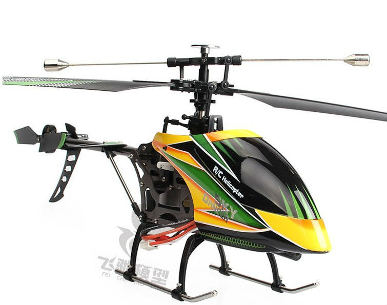 WLtoys V912 Upgraded Version 2.4G 4CH RC Helicopter With Remote Control Gyro Ready To Fly Free without original box shipping(China (Mainland))