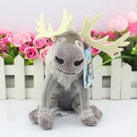 10pcs 20CM deer sven Plush Toys 2014 New arrival Princess Elsa plush Anna Plush Doll olaf plush