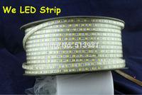 100 meter 2014 new Products 5050 LED strip 220V 230V 240V white/warm white Waterproof flexible SMD led strip 60leds/M 300leds/5M