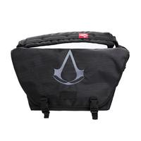 ASSASSIN'S CREED MESSENGER BAG III UBI Cosplay Accessories Black Shoulder Bag Free Shipping Wholesale