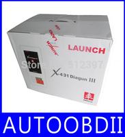 HOT Selling DHL Free Shipping X431 diagun 3 x431 Diagun iii Full Set X-431 X431 Diagun3 Free Update