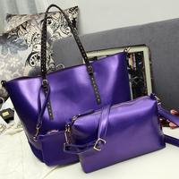 Special promotion!Fashion big bags 2014 brief women's cowhide genuine leather handbag trend women's shoulder handbag picture bag