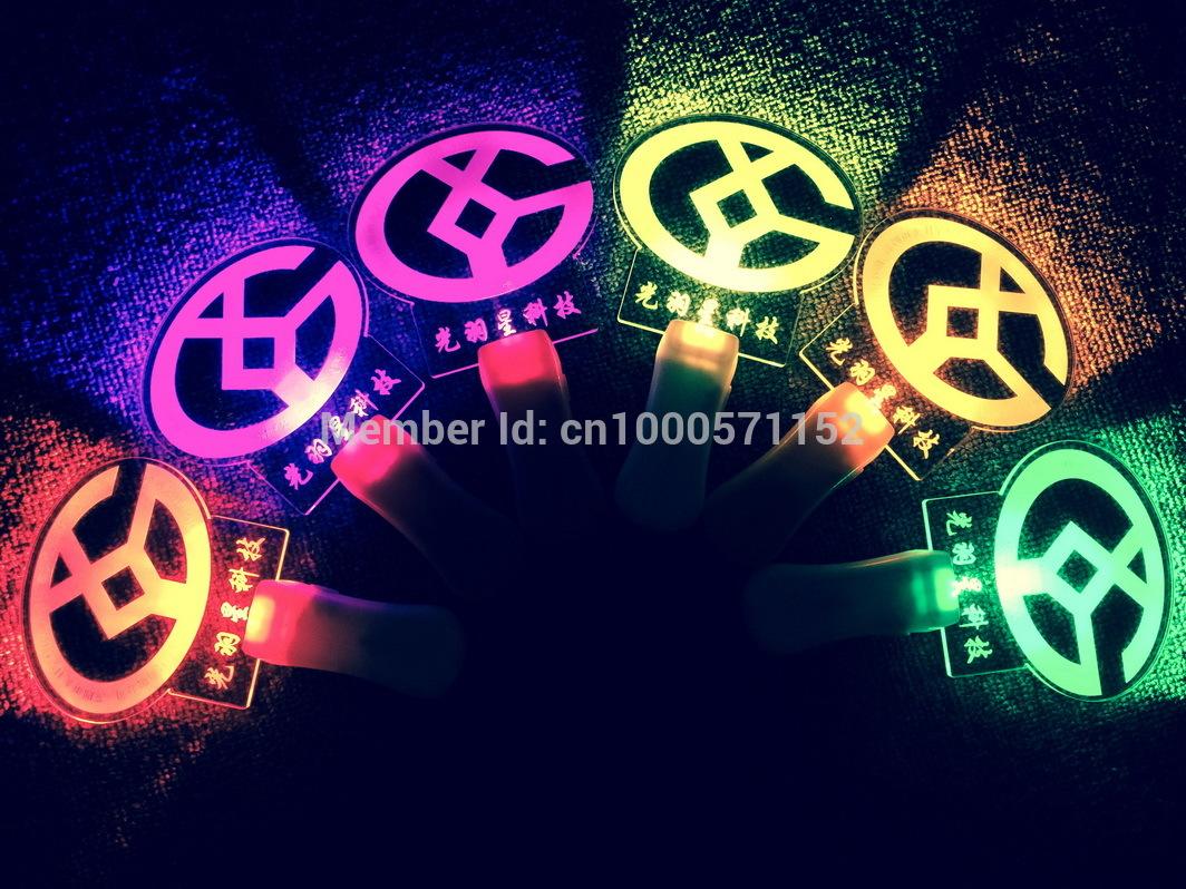 Acrylic led flash stick neon stick glow products exo fx(China (Mainland))