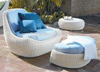 2014 Hot Sale Outdoor Rattan Modern Garden Sofa Set 3pcs