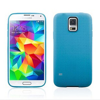 Wholesale - Official Design Case TPU Back Cover Cases Rubber For iPhone 4 5S 6 Samsung Galaxy S5 i9600 S4  7 Color