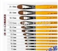 Oil painting  brush  brush painting art supplies 07
