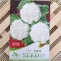 Cauliflower seeds 1pack (20 pcs), original package free shipping