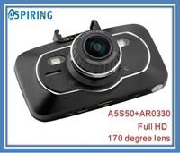 Ambarella Solution A5S50+AR0330 car dash video camera
