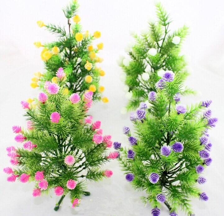Achetez en Gros rose arbre de Noël artificiel en Ligne à