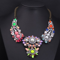 wholesale necklaces & pendants Trend vintage items fashion choker statement necklace for women jewelry