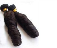 6a Brazilian Virgin Funmi Hair Funmi Sprial Curl 100g/pc Length Start From 6 to 18 Inch Color 1b#  best selling