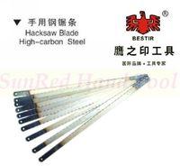 "SunRed BESTIR taiwan made high quality 24TPI*12""/300MM high carbon steel hand hacksaw blade carpenter tool NO.03421 freeshipping"