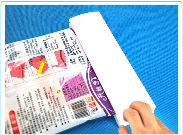 Free Shipping 1pcs/lot Reseal And Save Cordless Plastic Food Saver Storage Bag Sealer(China (Mainland))
