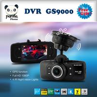 Original Blackview GS9000 Car DVR video Recorder vehicle driving Camera Ambarella 1080P Full HD 2.7''LCD with GPS truck dash cam