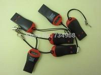 USB 2.0 Card Reader, Micro SD Card Reader,TF Card Reader  Free shipping,new and original