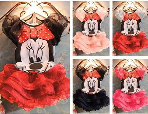 BB050 Free Shipping 2014 New Baby Girls Sets Girls Cartoon Clothing Set T shirts + Skirt Children 2pcs Suit Retail(China (Mainland))