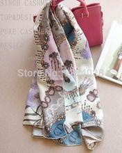 wholesale silk scarf dress