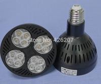 Free shipping 35W  E27 no-dimmanle LED Light Bulb Lamp 86-265V led spotlight
