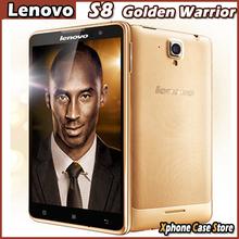 "Original Lenovo S8 Golden Warrier 5.3"" 1280×720 Smart Phone MTK6592 Octa Core 1.4GHz Android 4.2 RAM 1GB ROM 8GB 2 SIM GSM OTG"