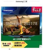 The listing of new products.Cheap.Quality assurance UA48HU5900J 4K UHD tv led tv Wireless intelligent network IWS spot stocks