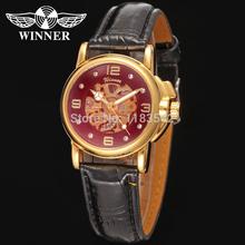 2014 Winner Watch Automatic Lady Watch Fashion Design Watches Women WRL8011M3G1