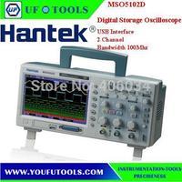 Hantek MSO5102D LCD Deep Memory 100MHz Bandwidths Digital Storage Oscilloscope