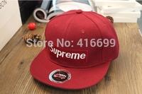 Snapback Hat for man Free shipping Baseball capmen  for women 2014 fashion baseball cap female hat ,red caps Fashion Popular 1