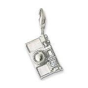Мода европейский серебро 925 Instamatic камеры шарма ( 1.7 * 1.0 см ) подходят браслет ...
