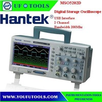 Hantek MSO5202D LCD Deep Memory 200MHz Bandwidths Digital Storage Oscilloscope