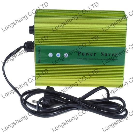 50KW 90V-250V Power Electricity Saving Box Energy Saver metal case Up to 35% Saving US/EU/UK/AU Plug(China (Mainland))