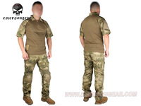 EMERSON BDU Gen2 Combat Shirt & Pants AT/FG Tactical airsoft camouflage uniform summer edition