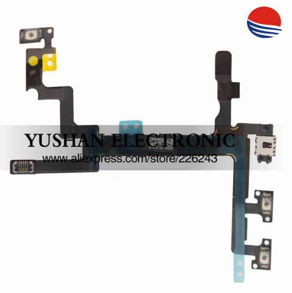 Гибкий кабель для мобильных телефонов For iPhone 5 Apple iPhone 5 5 G Flex аксессуар чехол бампер ainy for iphone 6 plus silver qc a014q
