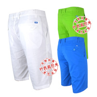 2014 new spring and summer shorts Men trousers men golf shorts trousers top quality quick-dry breathable Golf shorts golf pants