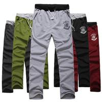 New arrived Hot sale Promotion longs 2014 New Men's Casual Sports Pants/ loose male trousers/Loungewear and nightwear M-XXL
